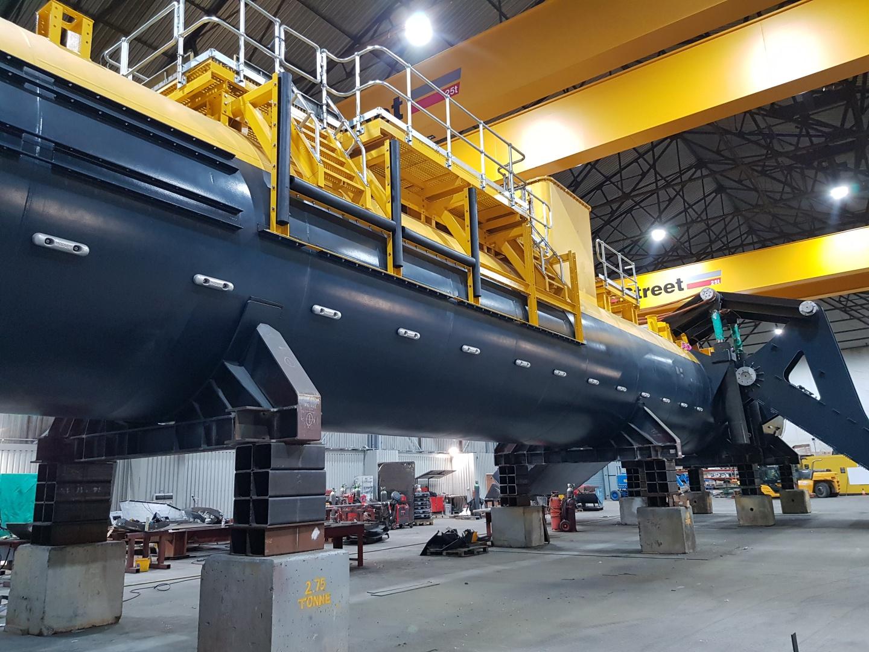 Texo Reaches Critical Milestone On Commercial O2 Tidal Turbine