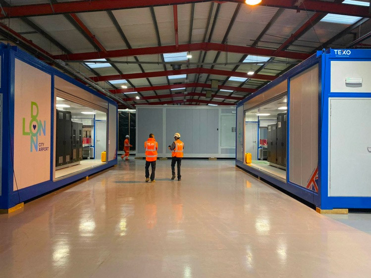 TEXO Accommodation Supports Acs Lcy Project