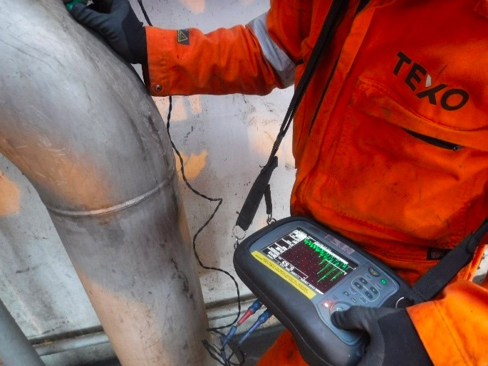 Texo Integrity+ Performs Risk Based Inspection