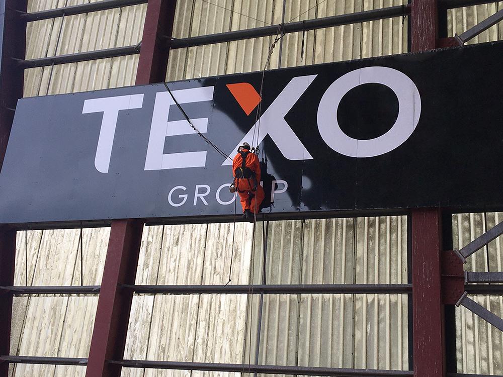 Texo Asset Integrity slide