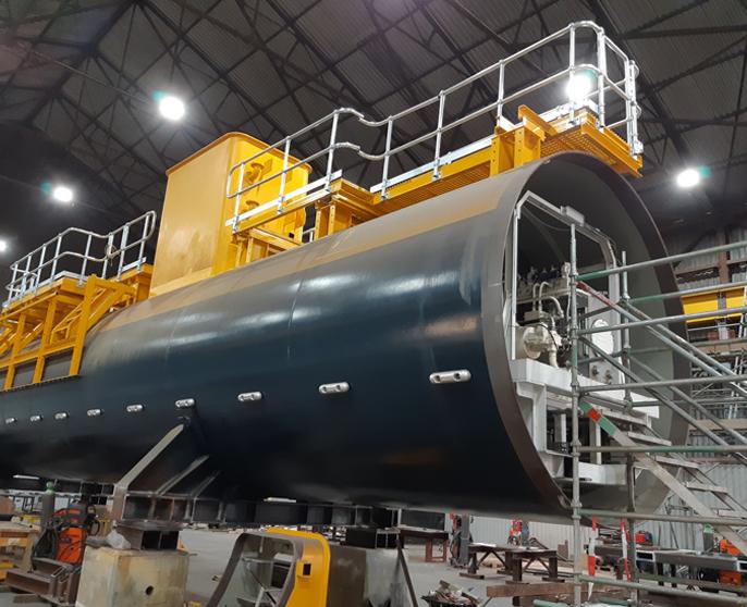 Texo Engineering & Fabrication slide