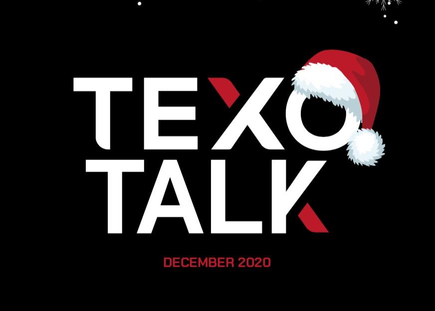 TEXOTalk Newsletter – December 2020