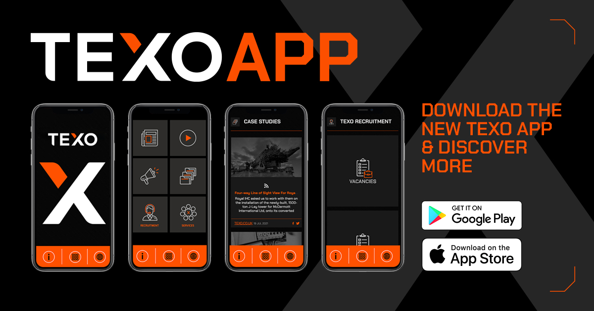 TEXO Launches New App